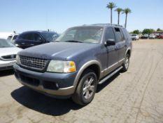 (Lot # 3305) 2003 Ford Explorer