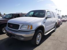 (Lot # 3350) 2000 Ford Expedition