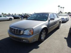 (Lot # 3331) 2002 Cadillac Deville