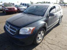(Lot # 3318) 2008 Dodge Caliber
