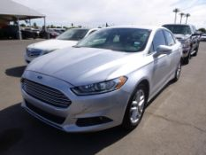 (Lot # 3345) 2014 Ford Fusion