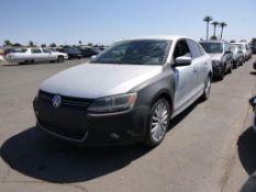 (Lot # 3320) 2011 Volkswagen Jetta