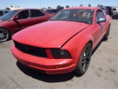 (Lot # 3339) 2006 Ford Mustang