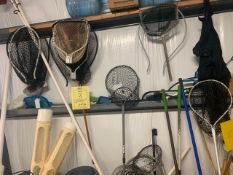 ASSORTED SIZE NETS