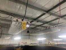 ASSORTED HOWARD FLUORESCENT LIGHTS VHA1A654-APSMV