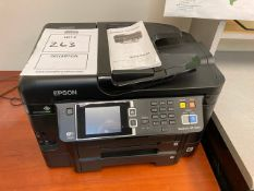 EPSON WORKFORCE WF3640 MULTI-FUNCTION MACHINE (SUITE 203)