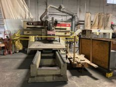KOMO VR512 MACH II-S CNC ROUTER WITH GE FANUC CONTROL