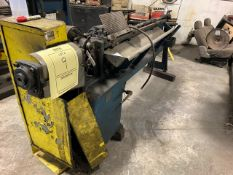 SCHUSTER WIRE STRAIGHTENER - SERIAL No. IA108.AW.STC