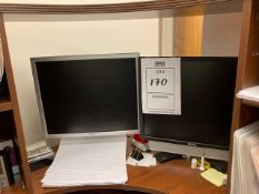 ASSORTED DELL MONITORS (SUITE 7)