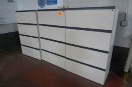 4-DRAWER LATERAL FILES (X$)