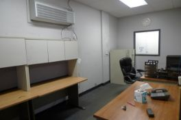 LOT: CONTENTS OF OFFICE
