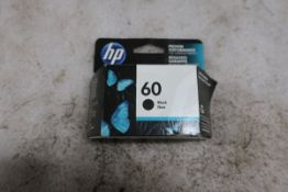 Brand New HP 60 Ink Cartridge for Inkjet Printer NIB