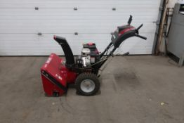 """Craftsman 9.5hp Sears Snow Blower gas powered unit 27"""" opening"""