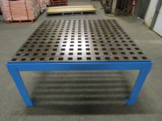 """MINT Acorn Welding Table - 5' x 5' / 60"""" x 60"""" with table stand"""