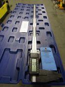 "BRAND NEW Fowler 40"" / 1000mm Digital Caliper - large digital readout display in case - MINT"