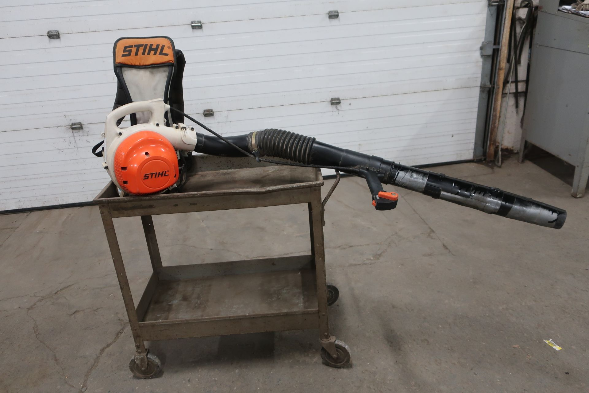 Stihl model BR-45C Leaf Blower Portable Gas Powered BACK PACK blower mint