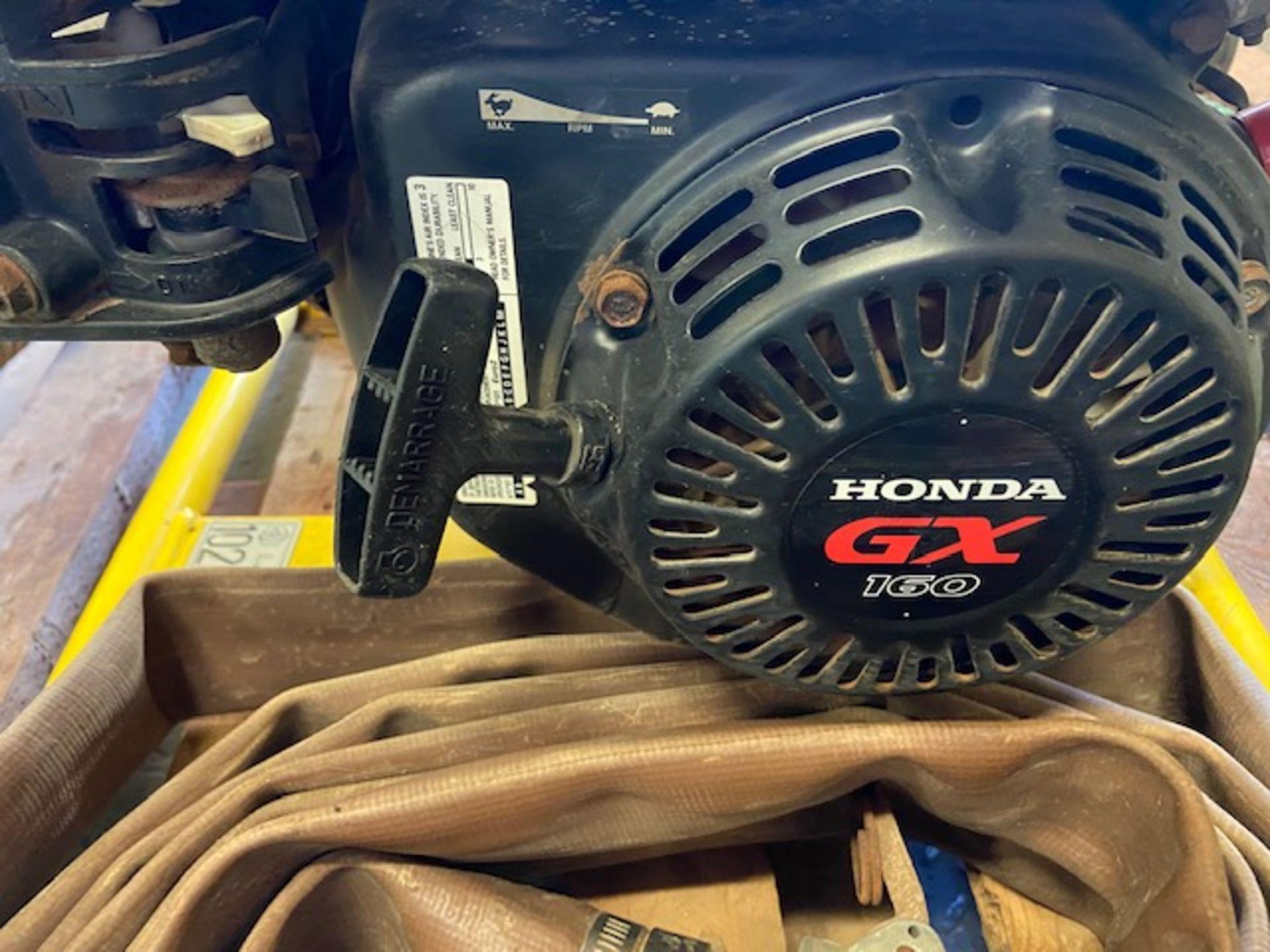 Wacker Neuson PT2 Water Pump Unit with Honda GX160 Motor - Image 3 of 3