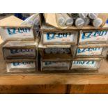Lot of 10 Boxes of BOC EZ-CUT Cutting Gouging Rods