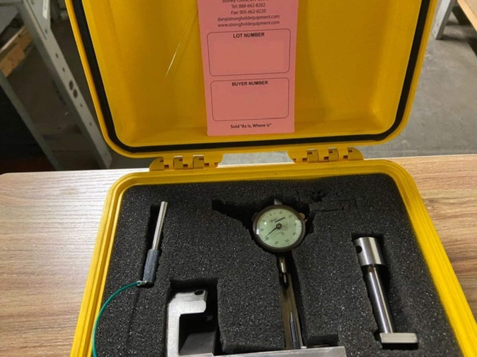 Mahr-Federal Inspection Kit