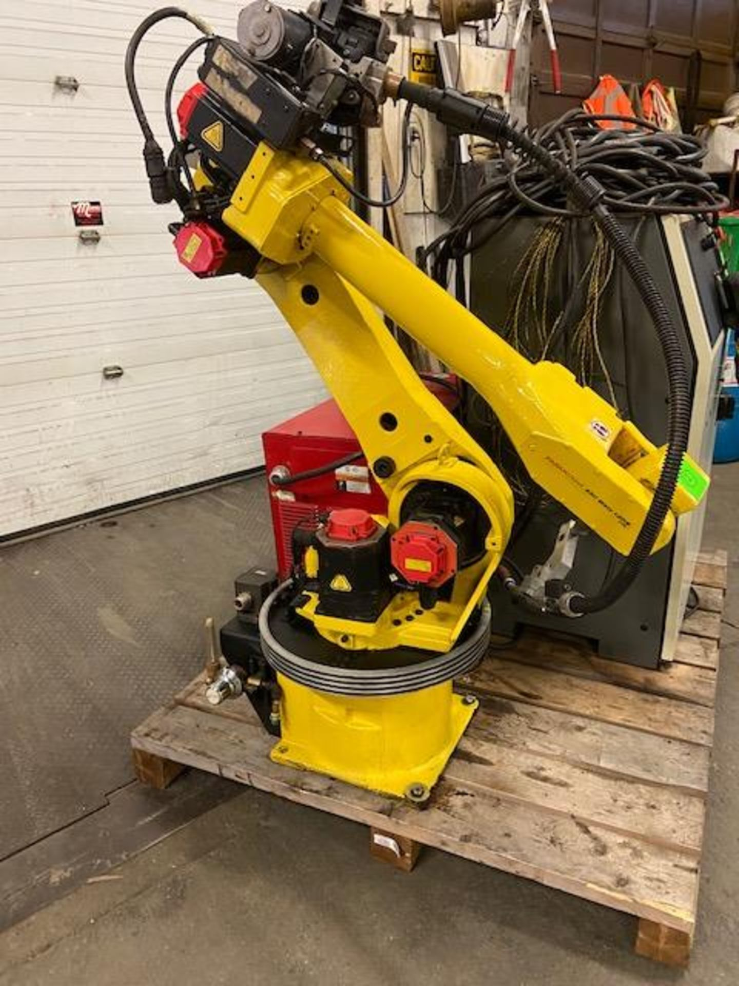 2008 Fanuc Arcmate 120iB / 10L Welding Robot with System FULLY TESTED with R30iA Controller, teach - Image 3 of 5