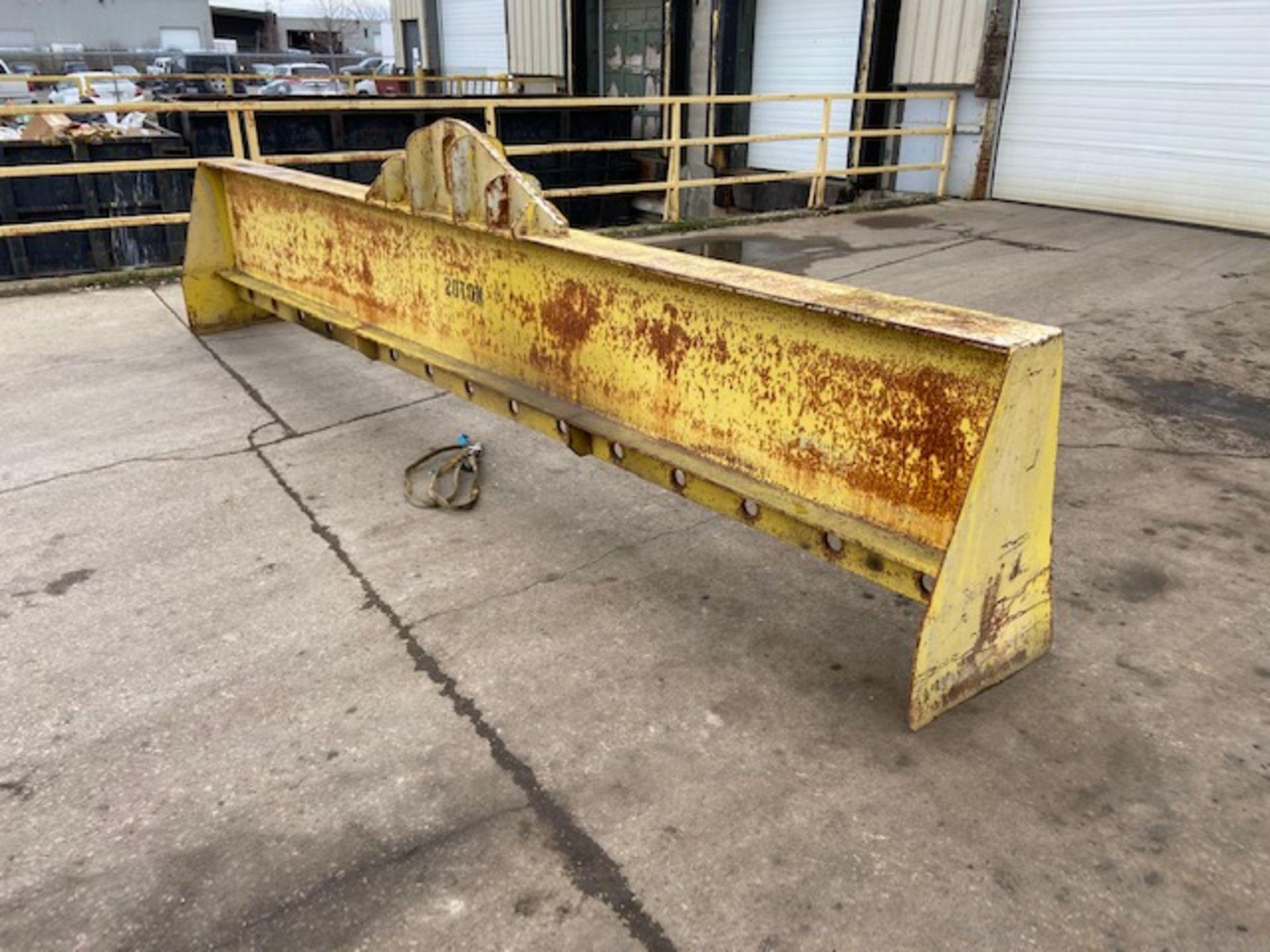 20 Ton Lifting Beam - 15 foot length - Image 2 of 2