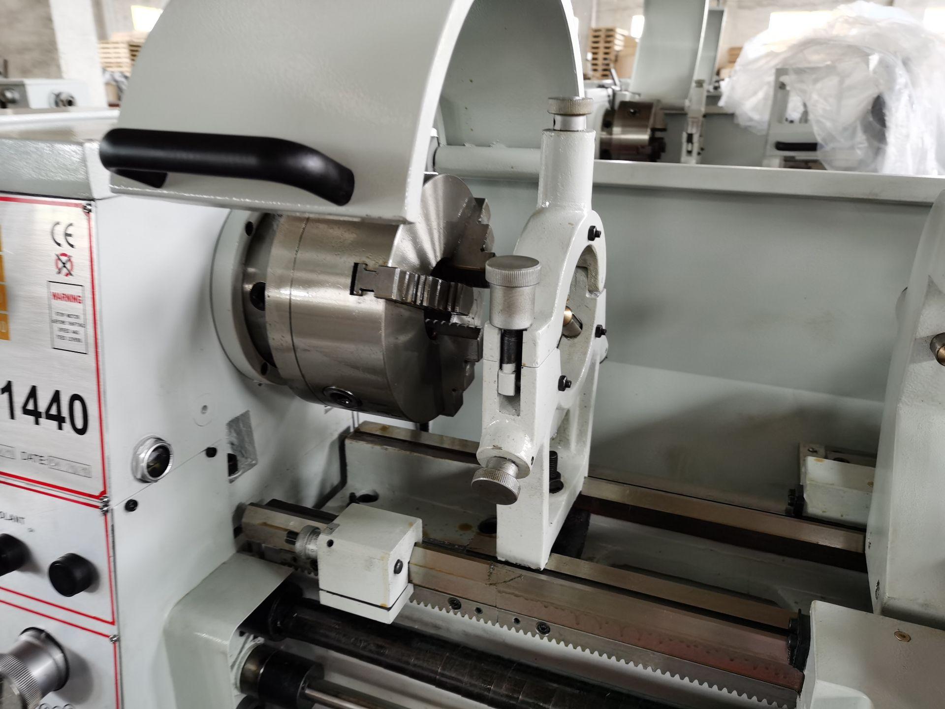 """Bernardo Macchina Single Phase Engine Lathe model BL1440 - 14"""" Swing with 40"""" Between Centres - - Image 2 of 4"""