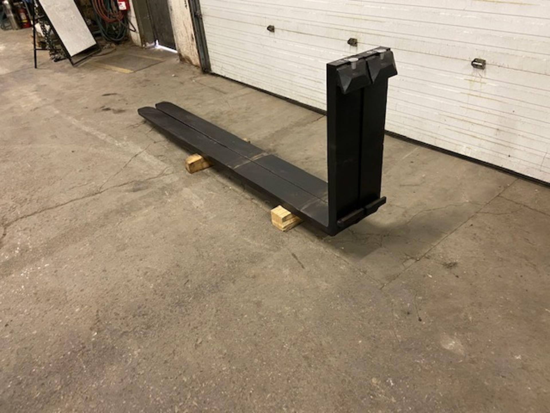 "BRAND NEW Forklift Forks 96"" / 8 feet Long CLASS 4 set of 2"