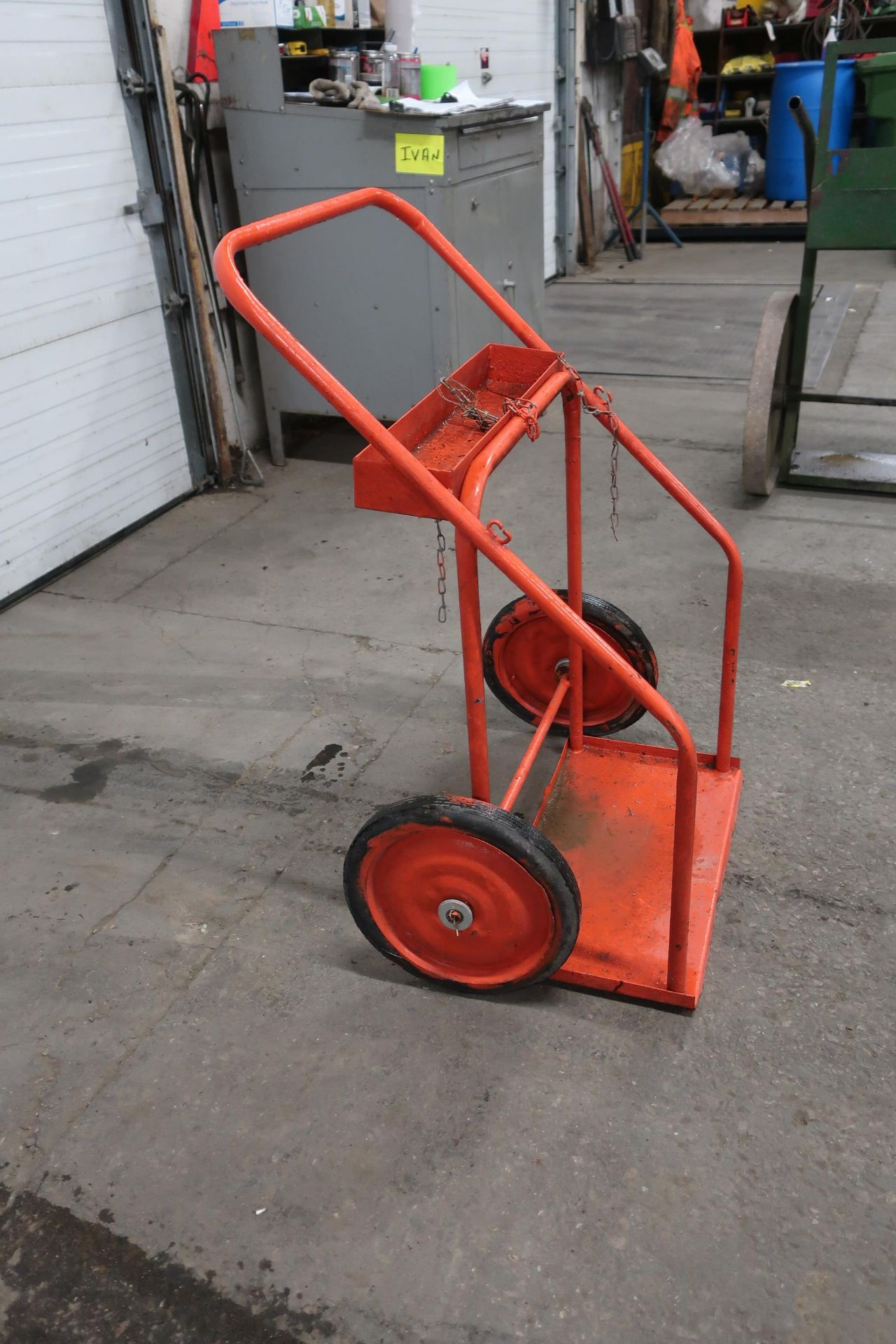 Torching Dolley Shop Cart