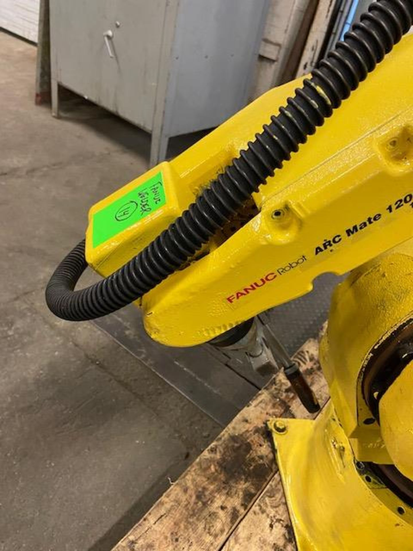 2008 Fanuc Arcmate 120iB / 10L Welding Robot with System FULLY TESTED with R30iA Controller, teach - Image 2 of 4