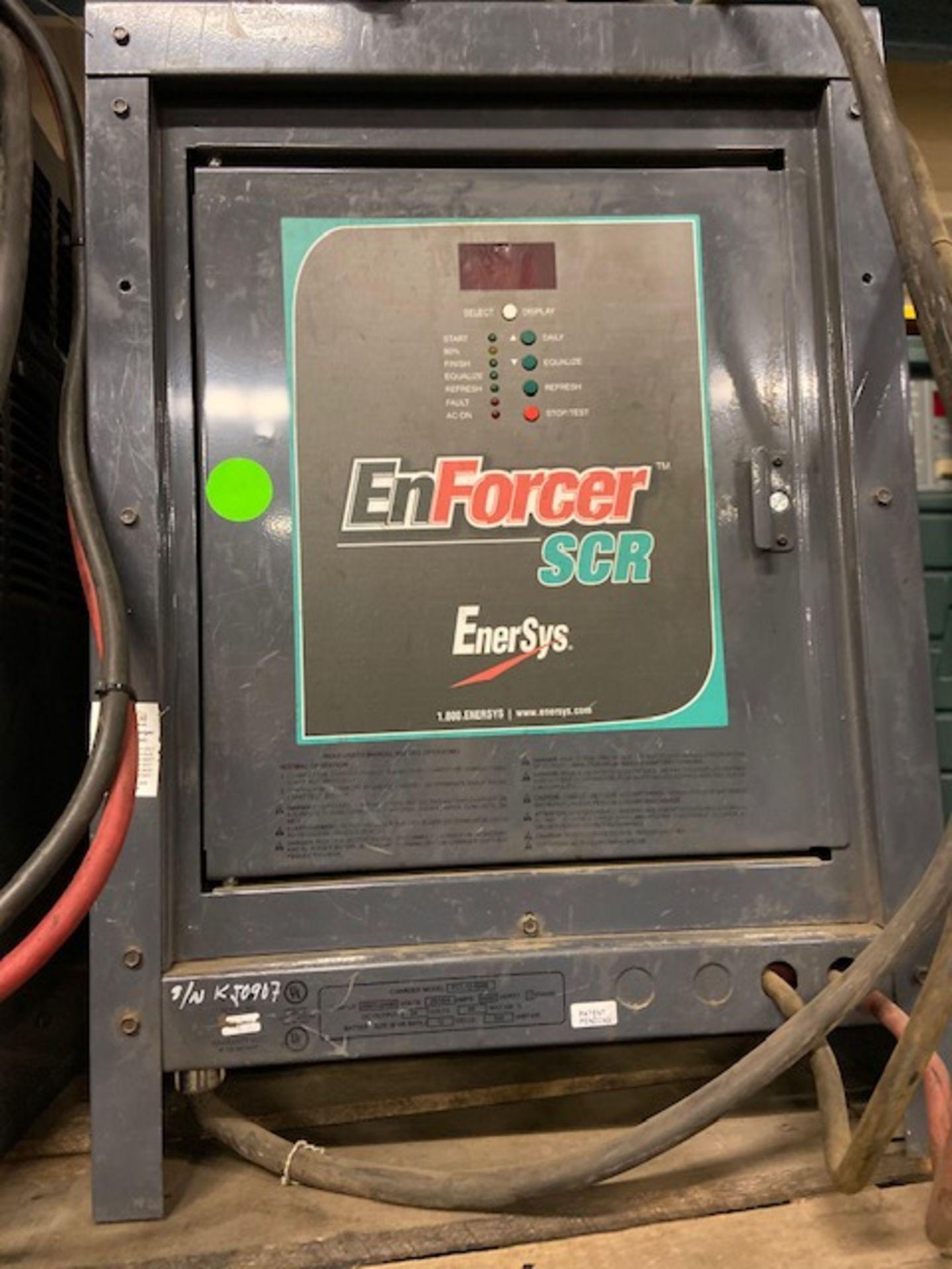 Enersys EnForcer 24V battery charger model ES1-12-550B