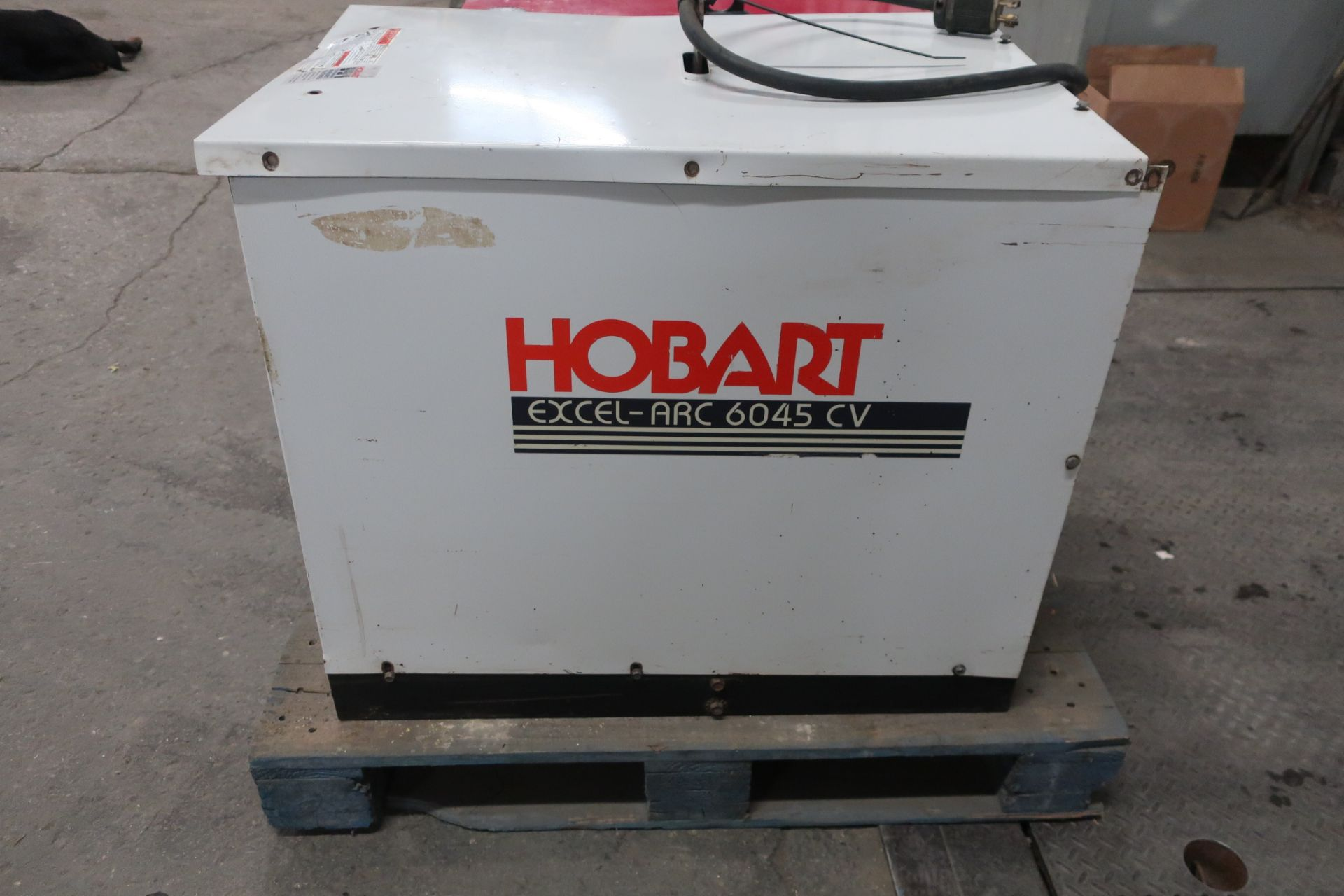 Hobart Thermal Arc Excel-Arc 6045 CV Mig Welding Power Source 450A unit - Image 2 of 2