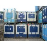 Aco System Liquid Waste Chemical Container 250 Gallon STACKABLE