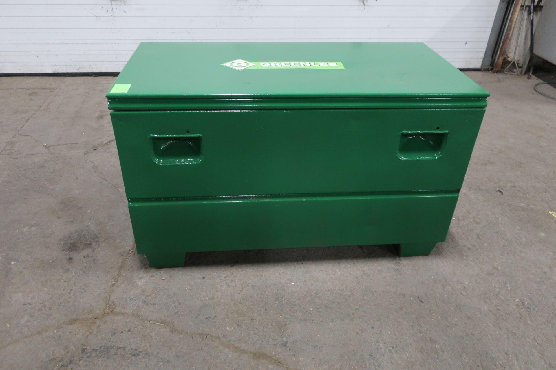 Greenlee Tool Box Jobox 4' x 2' x 2'