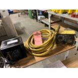 New Hammond Electrical Auto-Transfomer cat no. 59816 & Airco Remote Controller