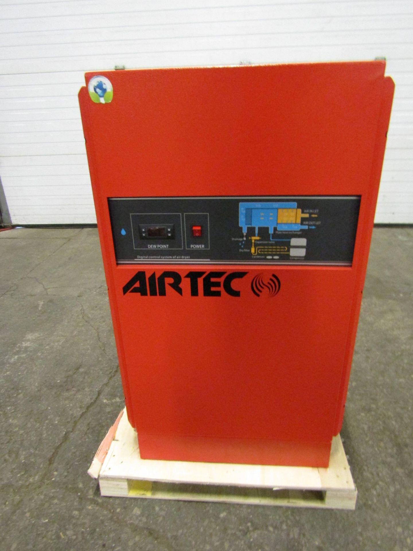 MINT Airtec Compressed Air Dryer 371 CFM - 75HP Unused new unit