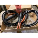 Lot of 2 (2 units) New Electrode Holder LINDE 300 amp
