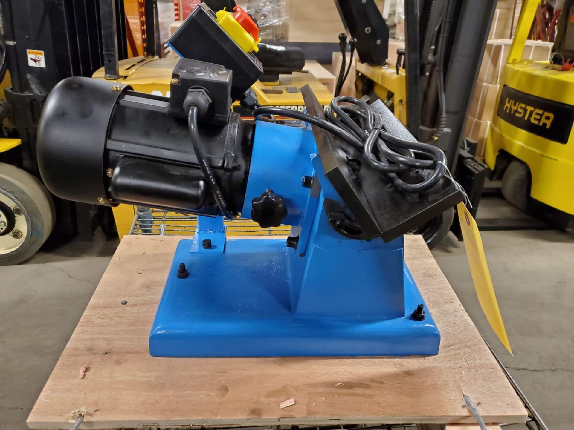 Bernardo Beveling Machine - Chamfering Beveler unit 115V 1 phase Unused MINT unit - Image 3 of 3