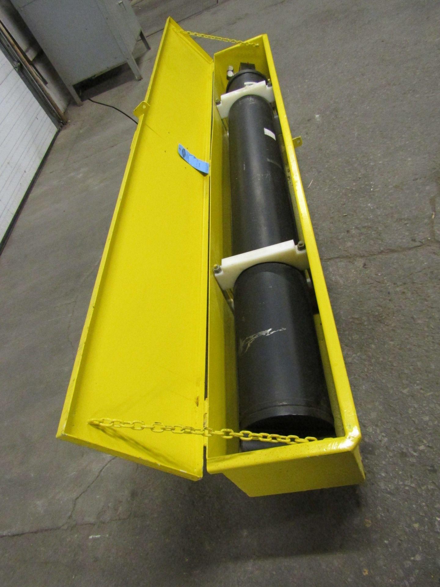CRT LMC Qualmec Roll-Off Truck 4-stage Hydraulic Cylinder - 8' long NEW UNIT - Image 3 of 5
