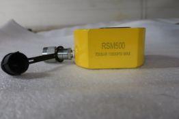 RSM-500 50 Ton Hydraulic Jacks - pancake jack style