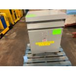 Hammond Electrical Transformer 75KVA 480Y/277V 3 phase