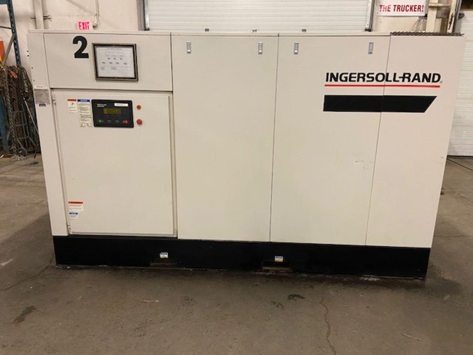 Ingersoll Rand 200HP Rotary Screw Air Compressor units 892CFM model SSR-EP200