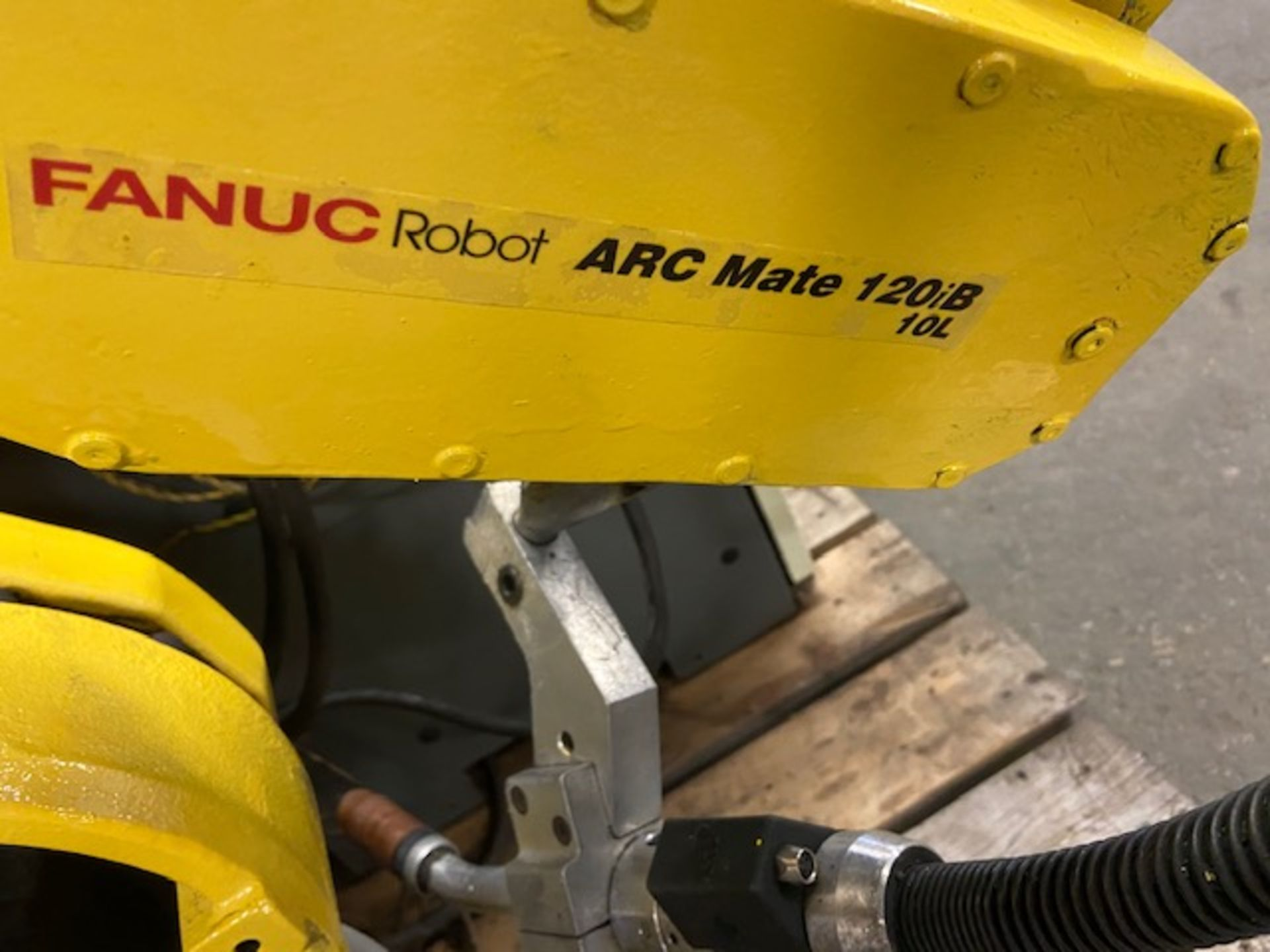 2008 Fanuc Arcmate 120iB / 10L Welding Robot with System FULLY TESTED with R30iA Controller, teach - Image 2 of 5
