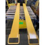 Forklift Fork Extension - 7' Long