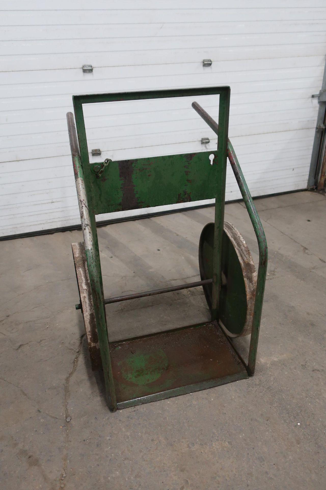 Steel Wheel Dolley HEAVY DUTY