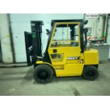 FREE CUSTOMS - CAT 6000lbs OUTDOOR Capacity Forklift LPG (propane) with 3-stage mast and
