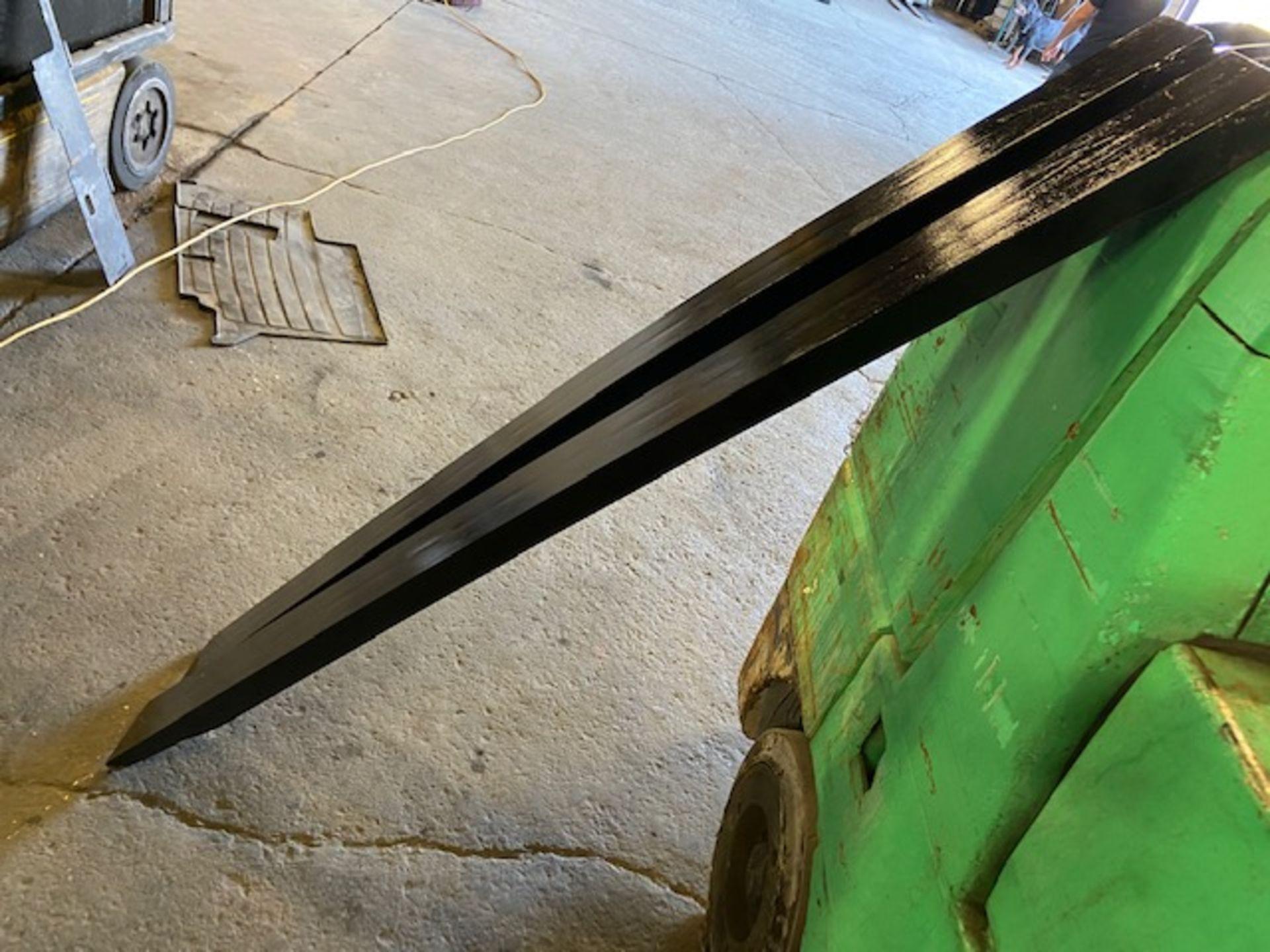 Forklift Fork Extension - 5.5' Long