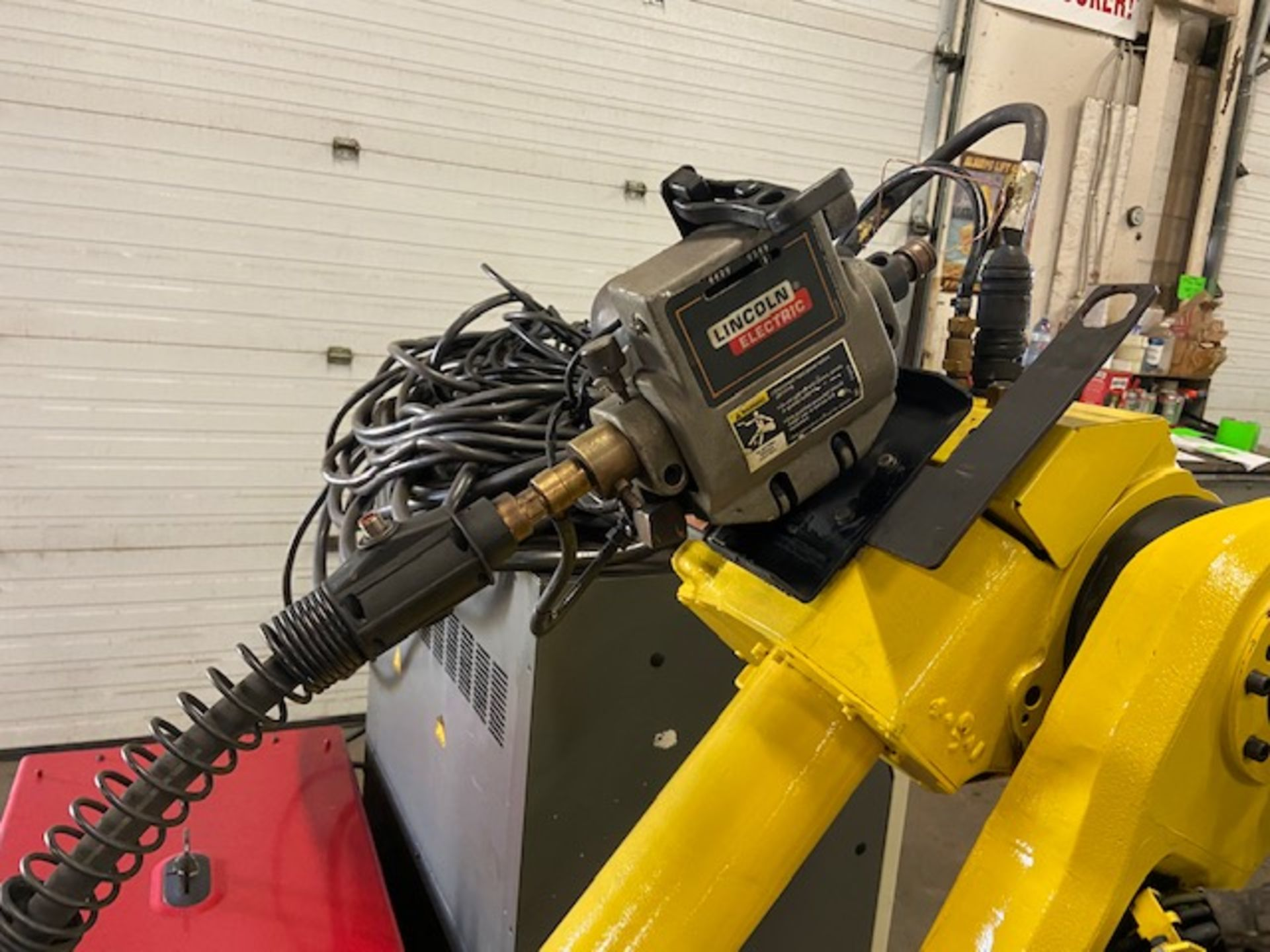 2008 Fanuc Arcmate 120iB / 10L Welding Robot with System FULLY TESTED with R30iA Controller, teach - Image 3 of 6