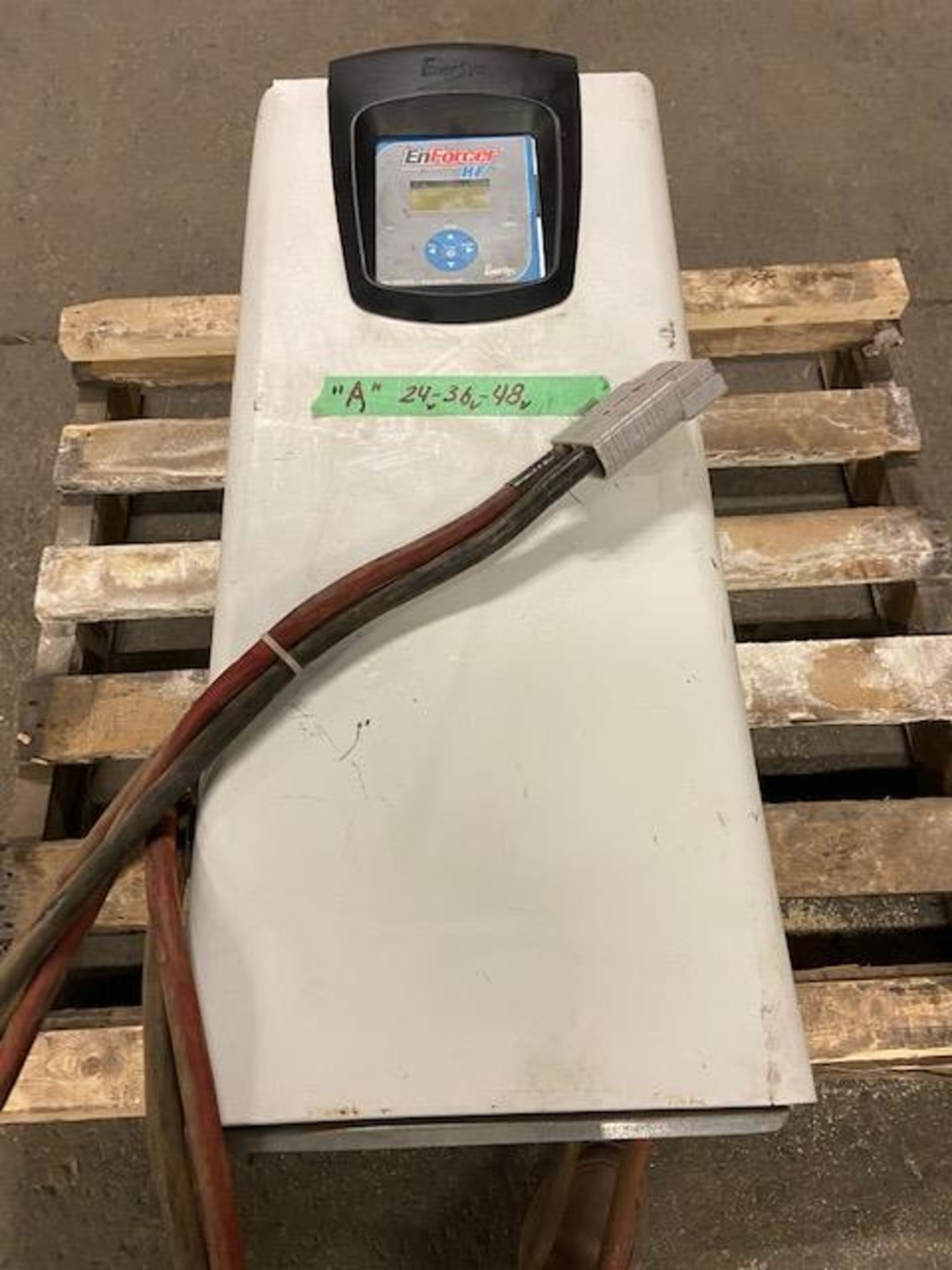 Enforcer Forklift Battery Charger MULTI VOLTAGE UNIT 24/36/48V charger 600V