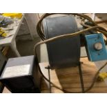 Lot of 2 Electric Units Spot Heater Super Furnace and Canarm Fan unit
