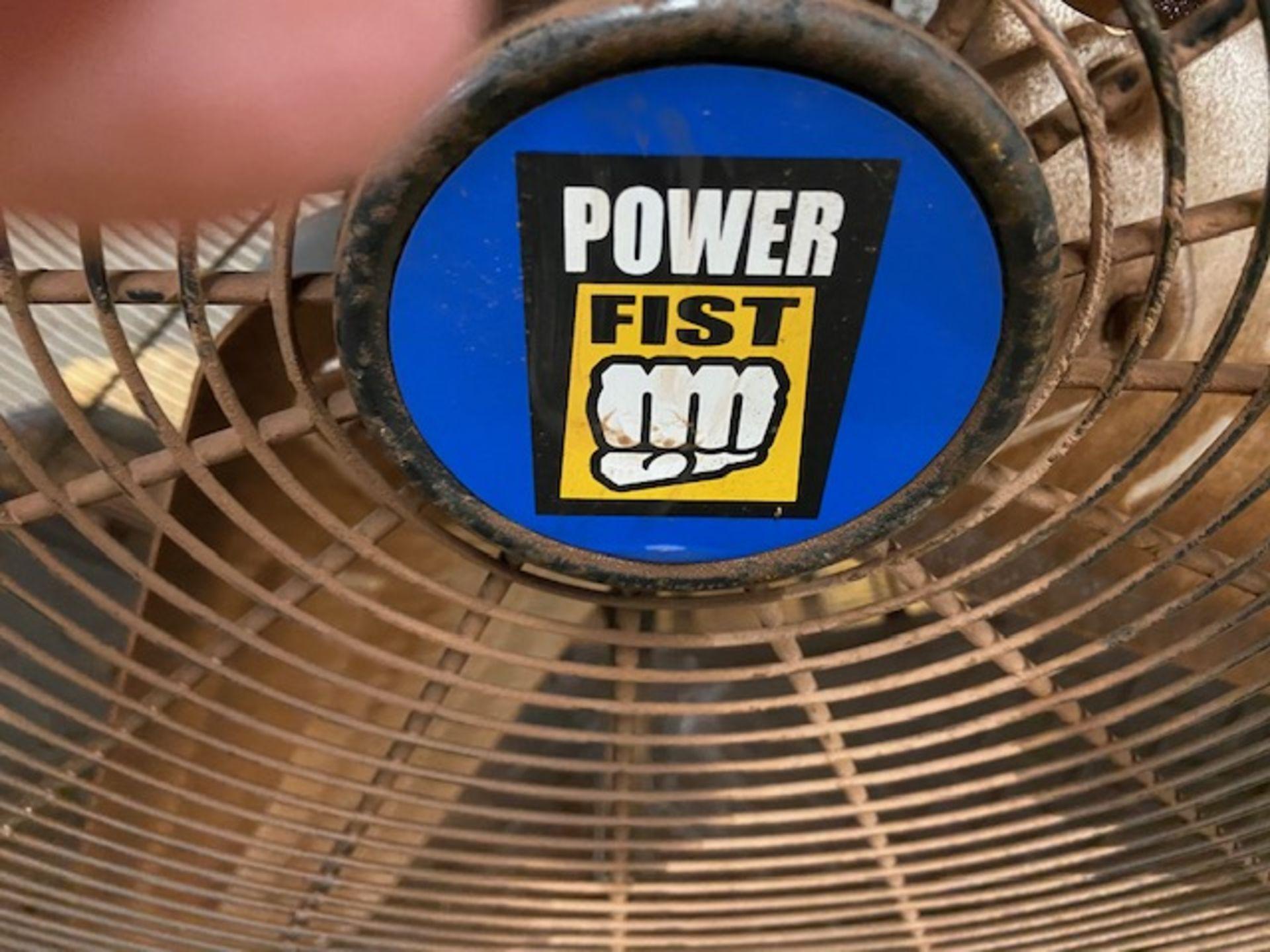 """Powerfist 44"""" Shop Fan Unit - Image 2 of 2"""